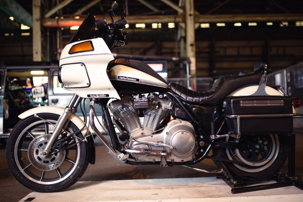 1992 H-D FXRP from Jarred