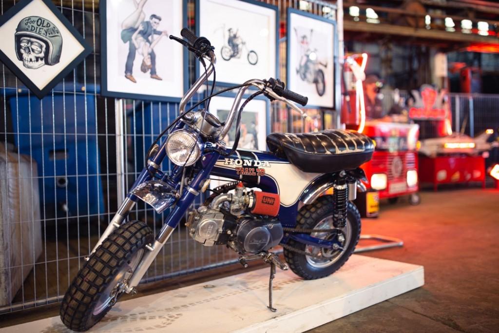1971 Honda CT70 from Eduardo