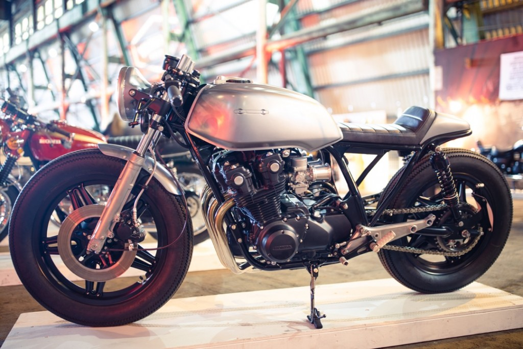 Honda CB from Vmotorad