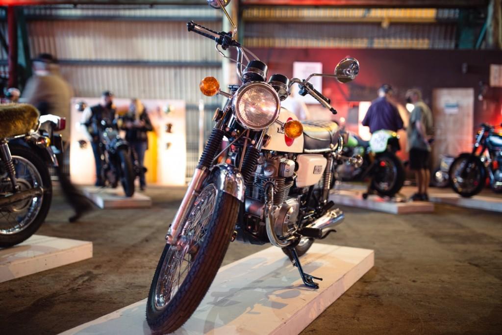 1975 Honda CB200 from Cameron