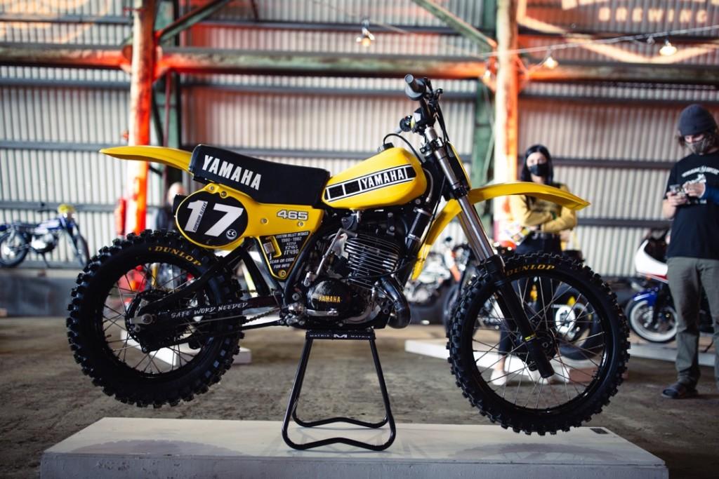 1980 Yamaha YZ465
