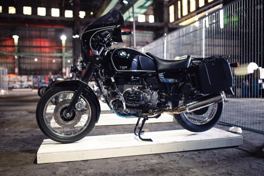 BMW R100R -- Builder Unknown