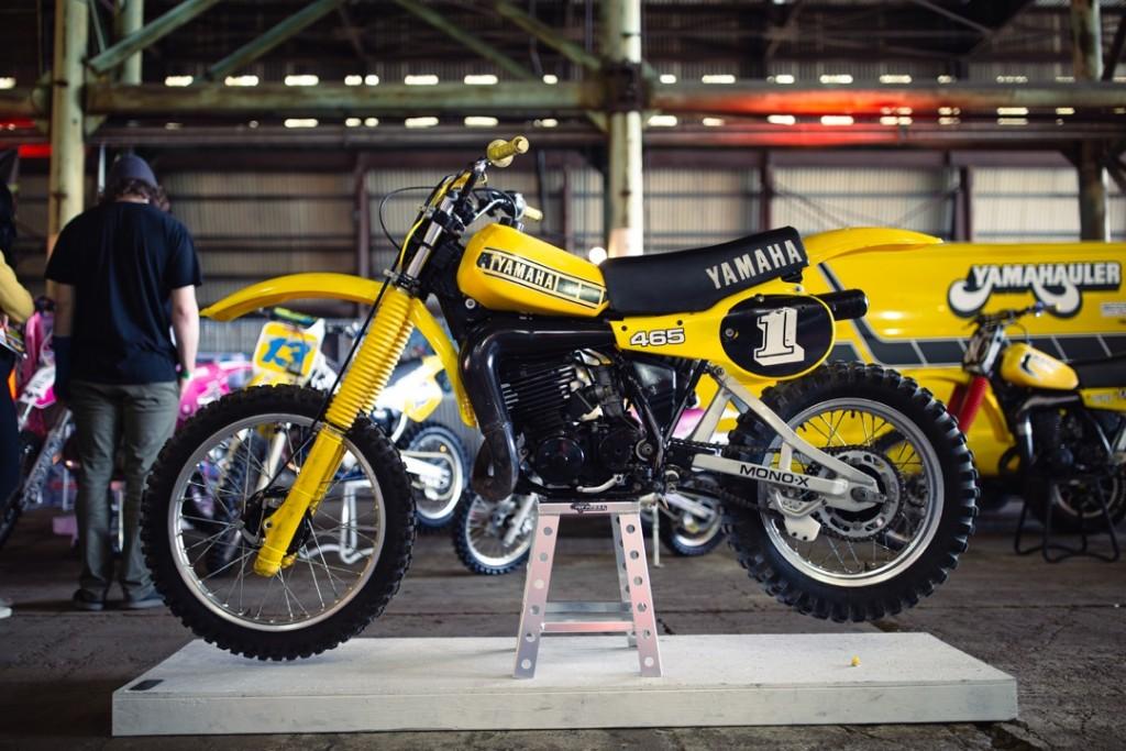 1980 Yamaha YZ465G from Zach Yenne