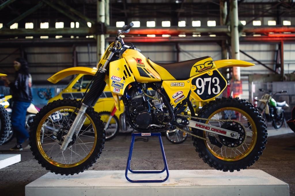 1984 Yamaha YZ250 Works from Matt Powers