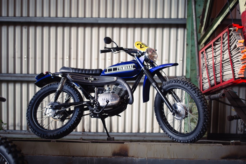 1973 Yamaha DT175 from Drew Ivey