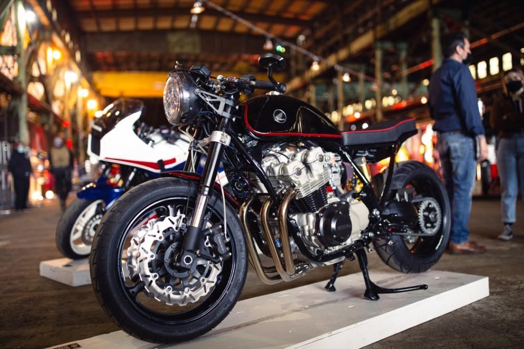 1981 Honda Frankenstein from Skinny Ass Moto
