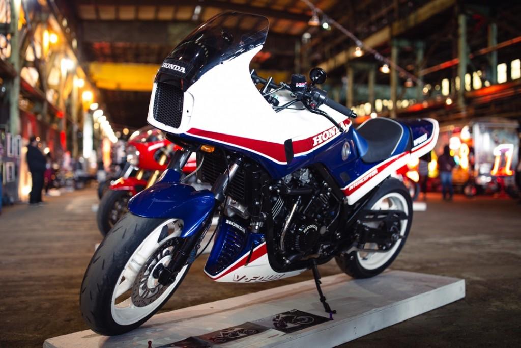 1984 Honda VF1000F from Mark