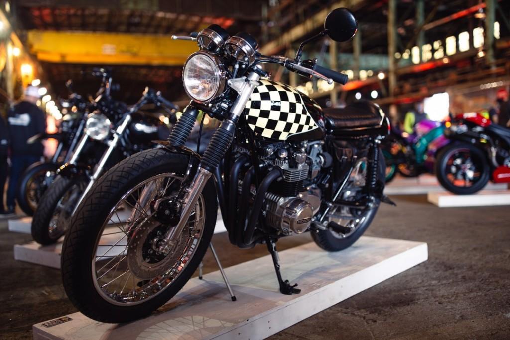 1974 Honda CB550 from Jim Adams