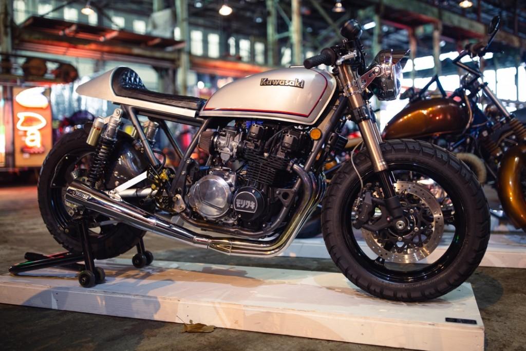 1982 Kawasaki KZ750 from Eric M.
