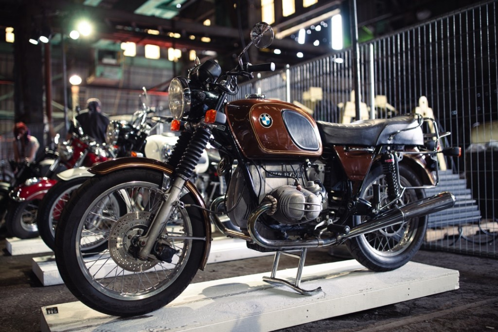 1975 BMW R75/6 by OR Antique Moto