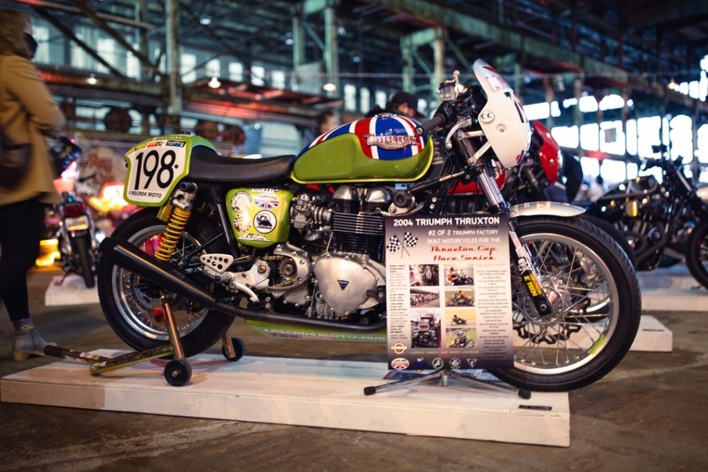 2004 Triumph Thruxton Cup from Marty