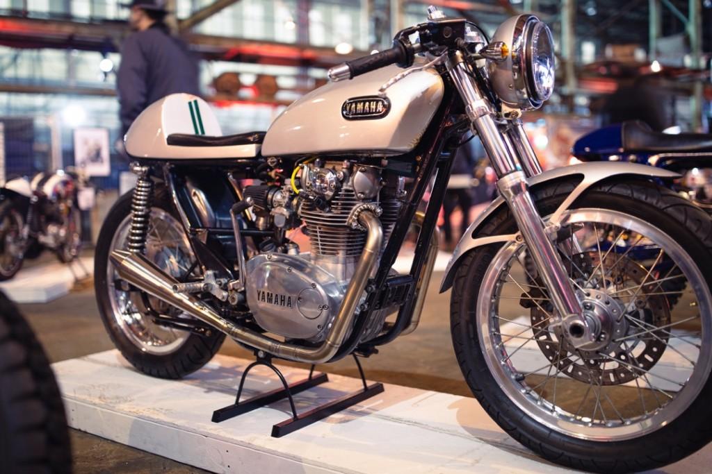 1975 Yamaha XS650 from Tony Pereira