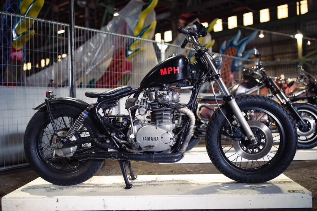 1979 Yamaha XS650 by Lou / MPH