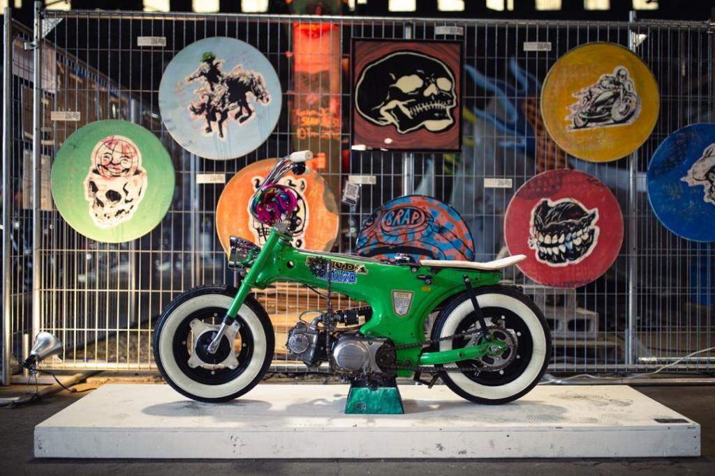 Honda Trail 70 from Aaron Krashel (@krashel_871) / @epic_engineering_nw