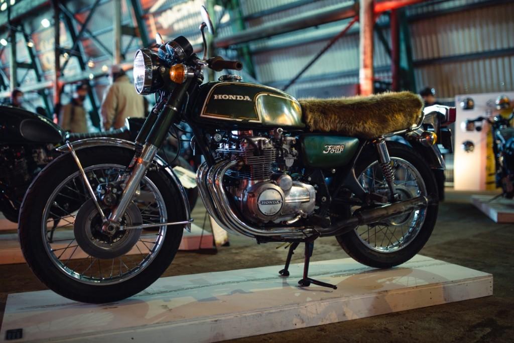 """1972 Honda """"Beaver Fever"""" from Danimal"""