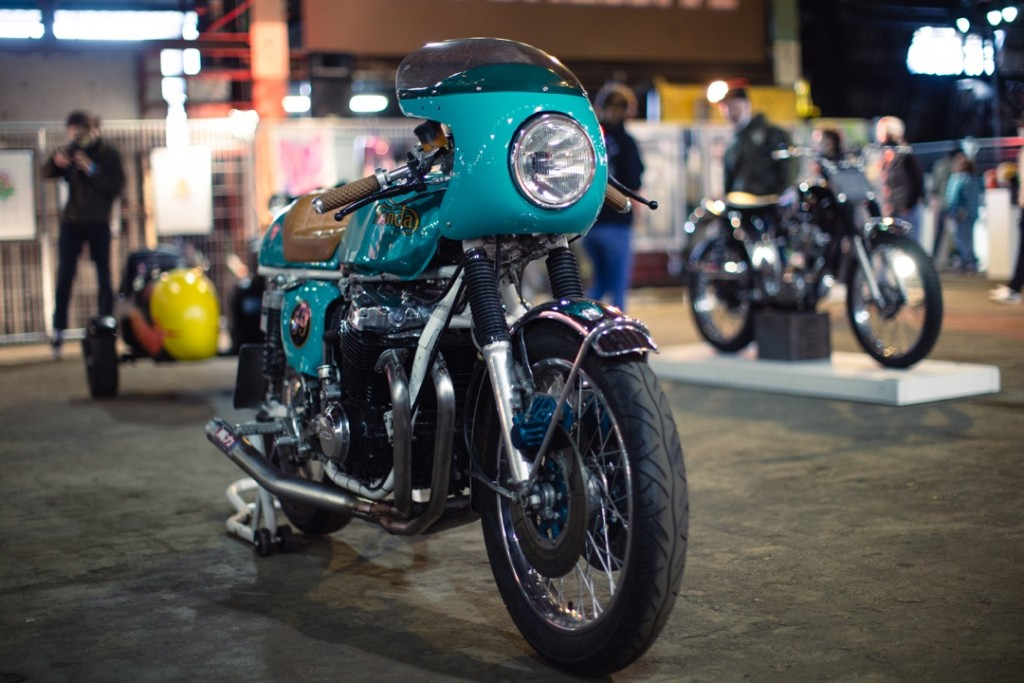 1976 Honda CB750 from Dalton