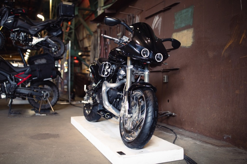 1999 Buell Thunderbolt by Michael Taal