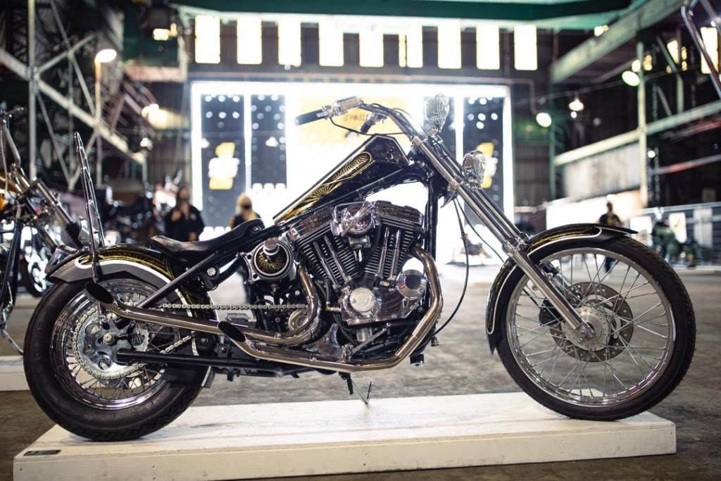 2001 H-D XL1200 from Salt City Builds
