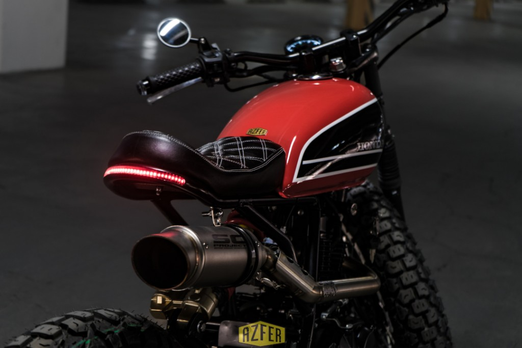 Honda 150 Street Tracker