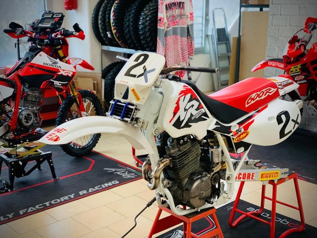 Honda XR628R