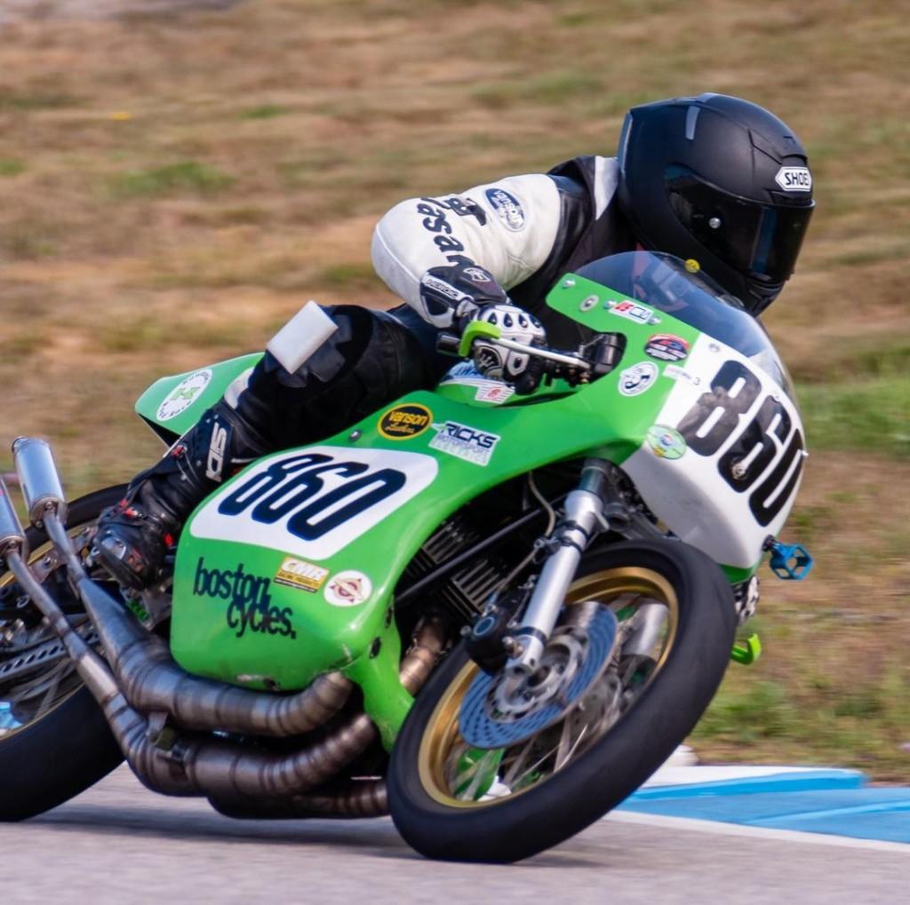Kawasaki H2 Racing