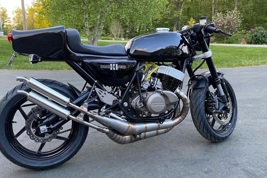 Kawasaki H2 Restomod