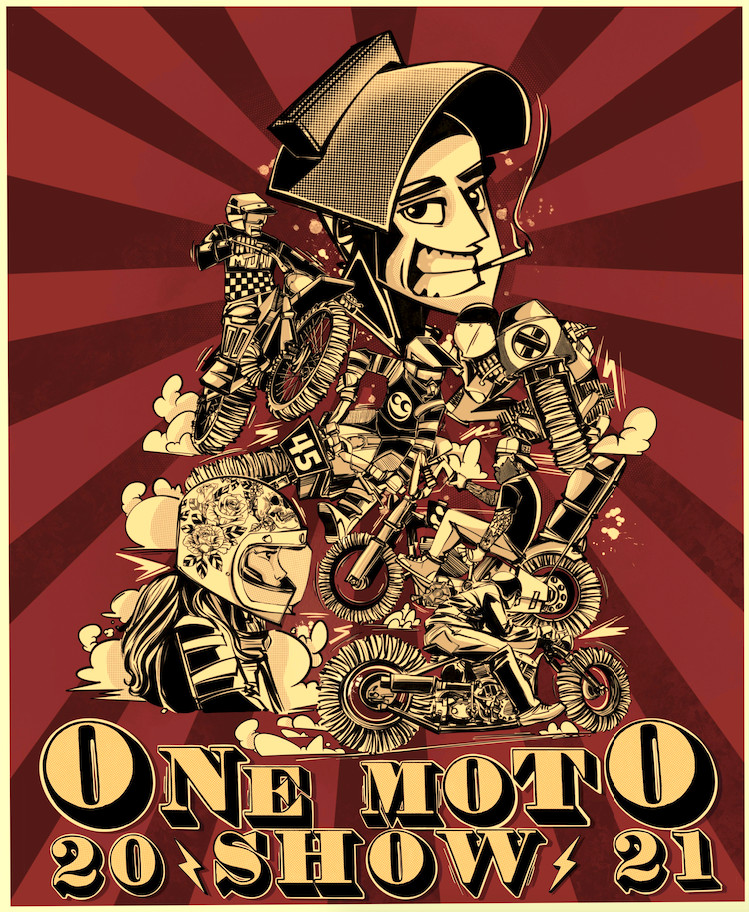 The One Moto Show 2021