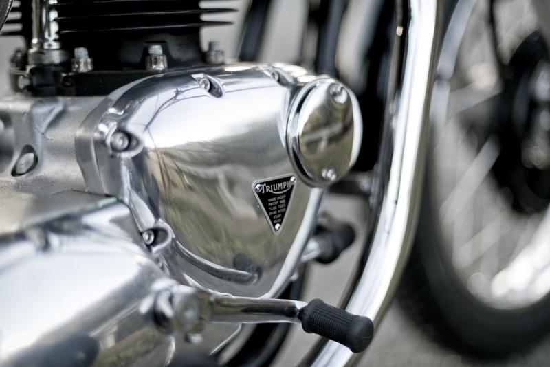 Triumph T120 Bonnevlle