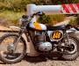 Vintage Warhorse: 1973 BSA B50MX