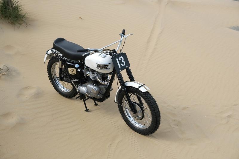 Bud Ekins Desert Sled
