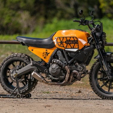 Ducati Scrambler