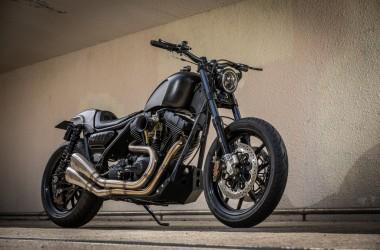 Harley FXR Street Tracker