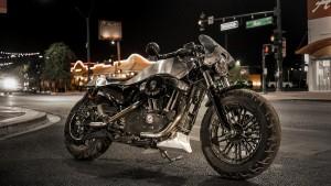 Harley Davidson Sportster 48 Custom