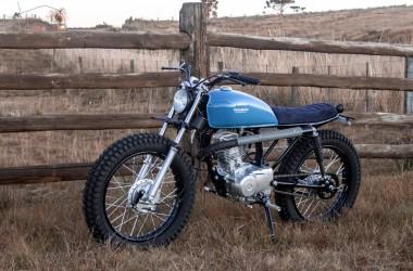 Honda CG125 Scrambler
