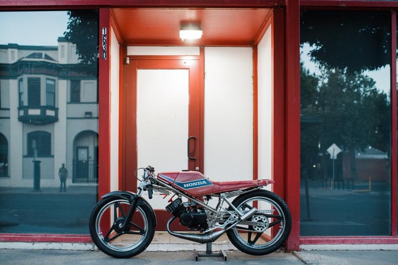 Honda MB5 Land Speed Racer