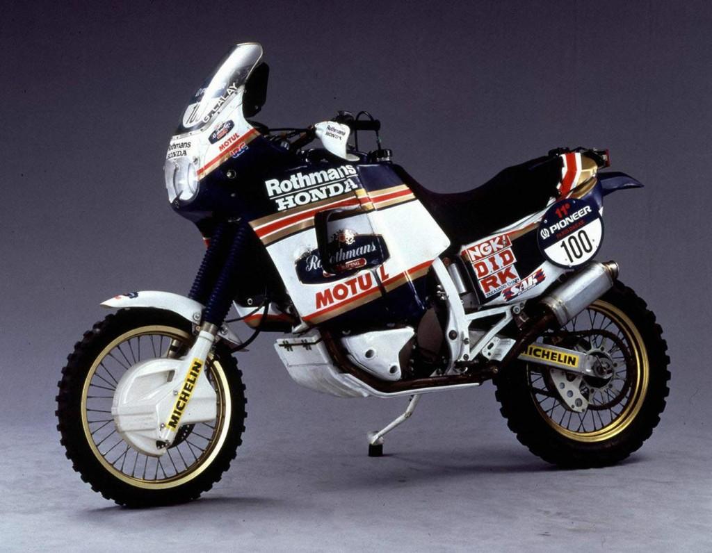 Honda NXR750 Gilles Lalay