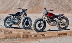 Honda XL500 / Yamaha SR500