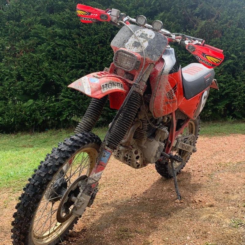 Honda XL600 Restomod
