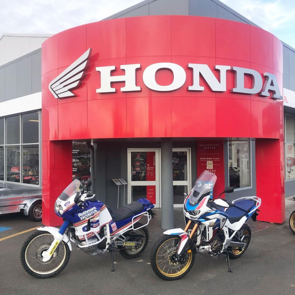 Honda XRV750 RD04 Africa Twin