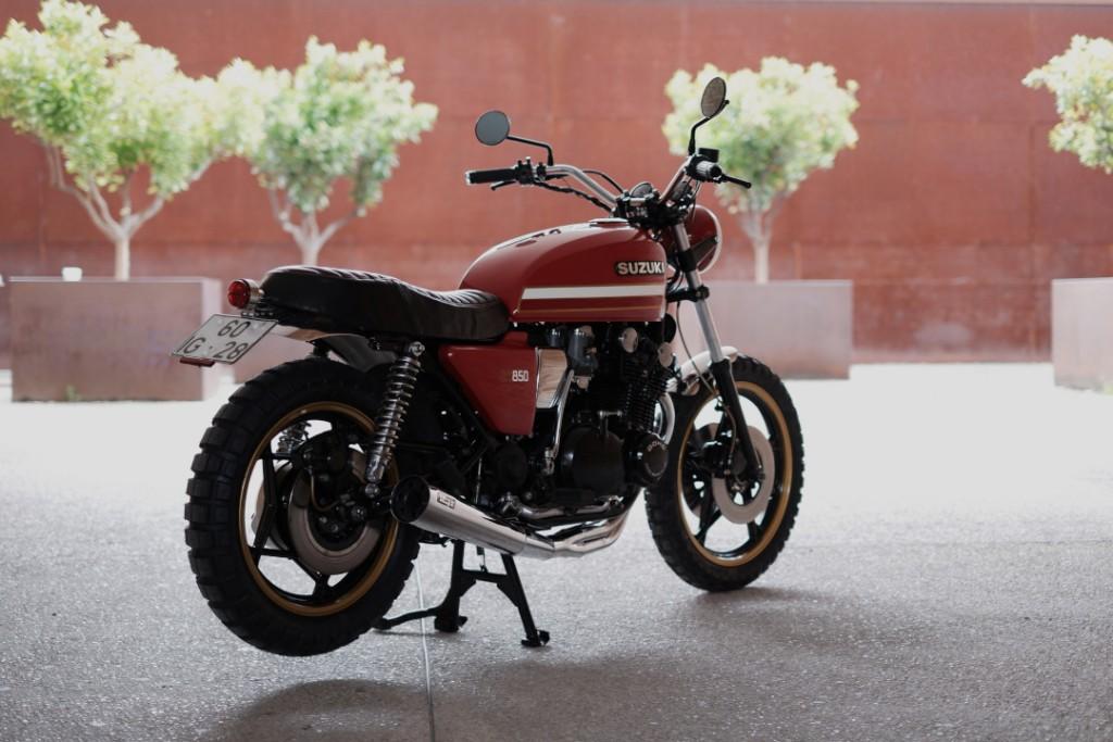 Suzuki GS850 Custom