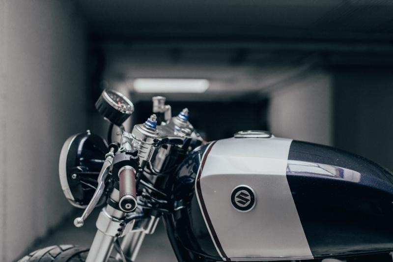 Suzuki GS850 Cafe Racer