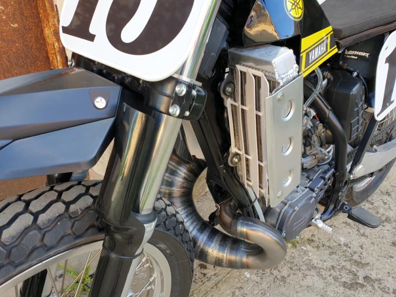 Yamaha YZ250 Tracker