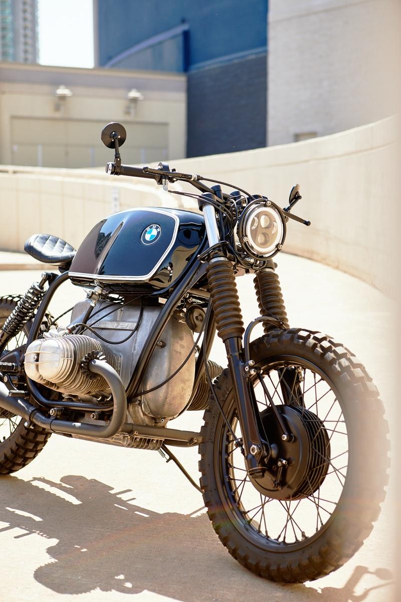 BMW R75 Bobber