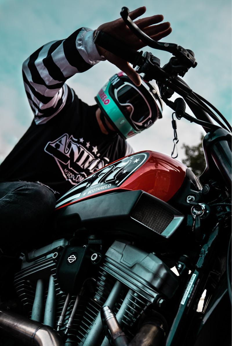 Harley XR1200 Enduro