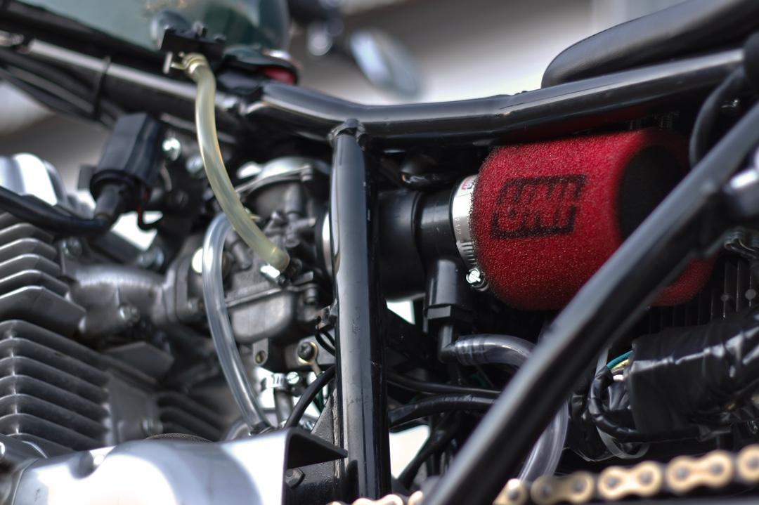 Honda Rebel 250 Chopper