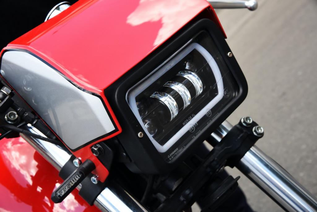 Honda FX650 Cafe Racer