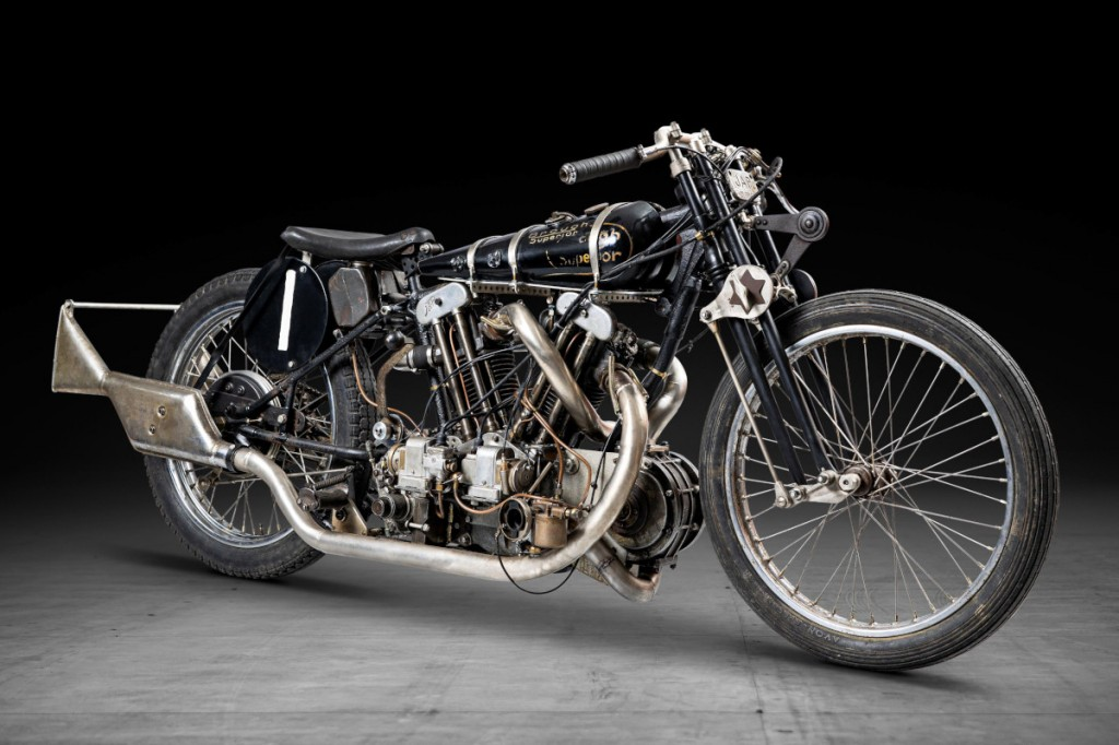 Supercharged Brough