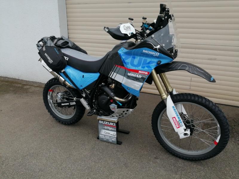 Suzuki DR650 Rally