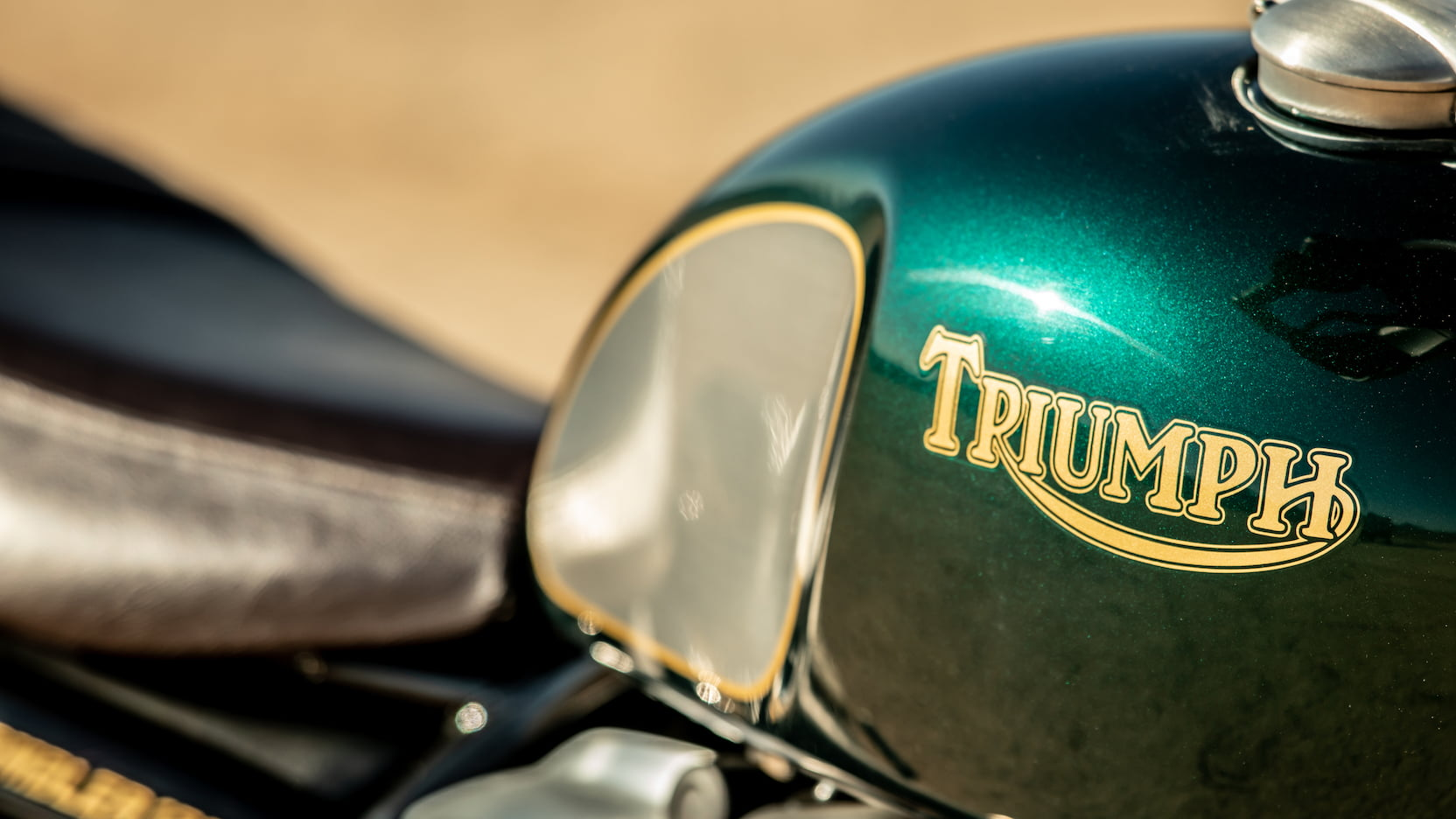 Triumph Scrambler 1200 Steve McQueen Edition
