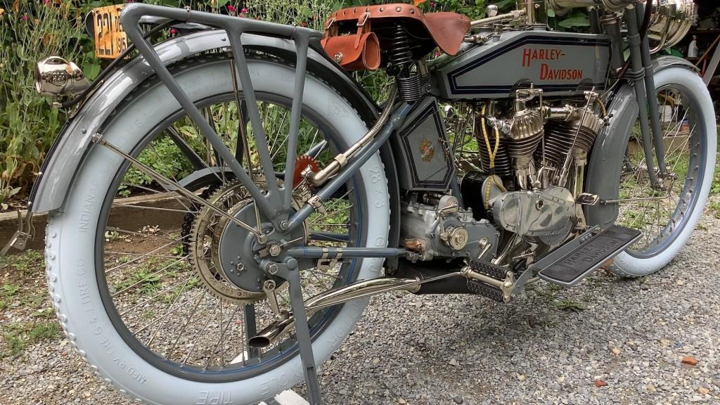 Harley Model 11-F